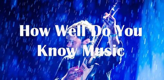 How Well Do You Know Music Industry?