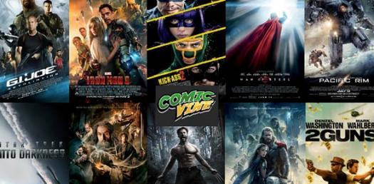 2013 Movie Quiz