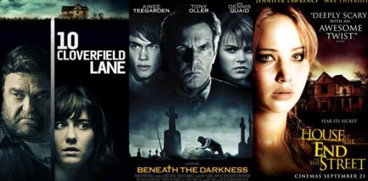 Do You Know Thriller Movies? Thriller Movies Quiz