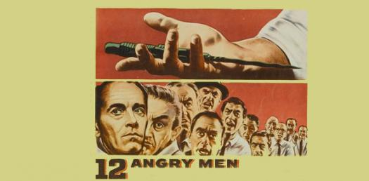 Twelve Angry Men Study Guide - O