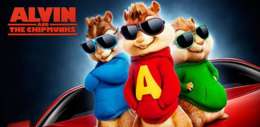 Alvin And The Chipmunks Characters