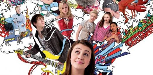 """Which """"Angus, Thongs And Perfect Snogging"""" Character Are You?"""