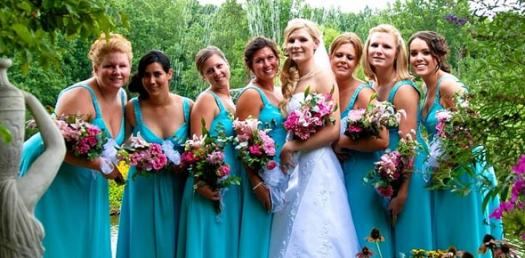 How Well Do You Know The Bridemaids?