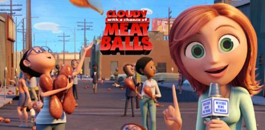 Cloudy With A Chance Of Meatballs Pre And Post Assessment