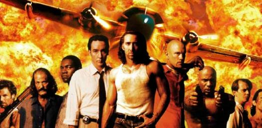 CON Air (1997) Movie Quiz