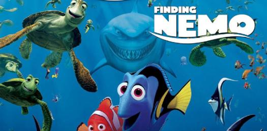 Finding Nemo Quiz( Which Character Are You?)