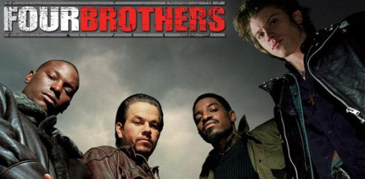 Four Brothers (2005) Quiz