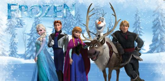 Quiz: Find Out Which Frozen Character Are You?