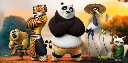 Kung Fu Panda Personality Quiz!