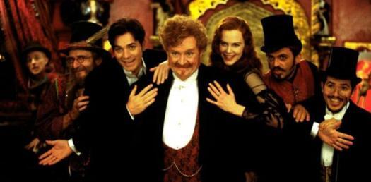 Moulin Rouge! (2001) Actors Quiz