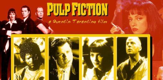 Pulp Fiction (1994) Quiz