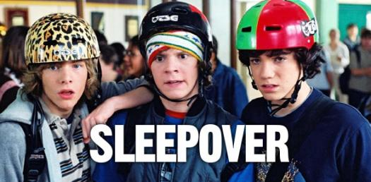 What Should You Do At The Sleepover?