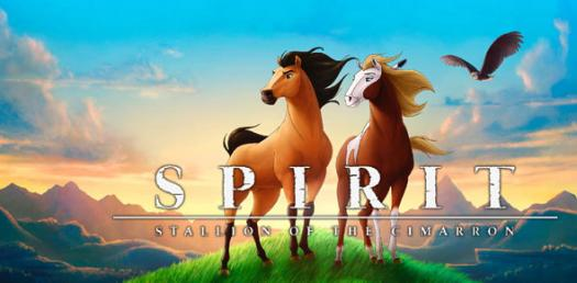 Spirit Horse Movie