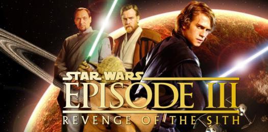 Star Wars Revenge Of The Sith 2005 Disney Plus Informer
