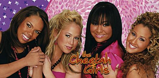 Movin Cheetah Girls Quiz