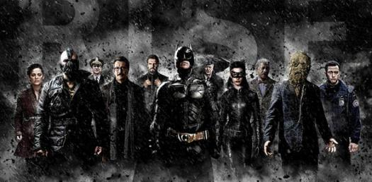 Batman: Dark Night Rises Actors Quiz