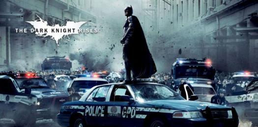The Big Batman: Dark Night Rises Quiz