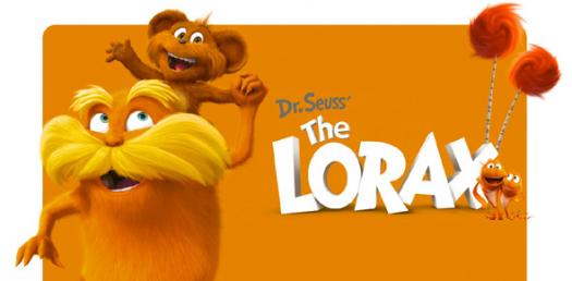 The Lorax Characters