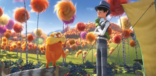 """Which Character From """"The Lorax"""" Are You?"""