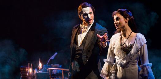 The Phantom Of The Opera Quiz