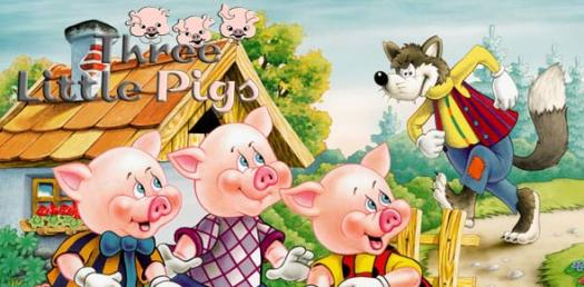 The True Story Of The 3 Little Pigs-comprehension