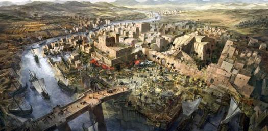Ancient Mesopotamia Test Quiz!
