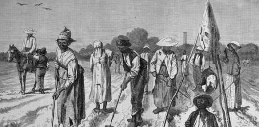 Slavery In America Quiz