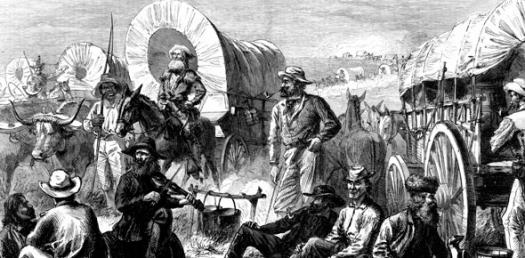 An Essay on Western Expansion and the Real Savages