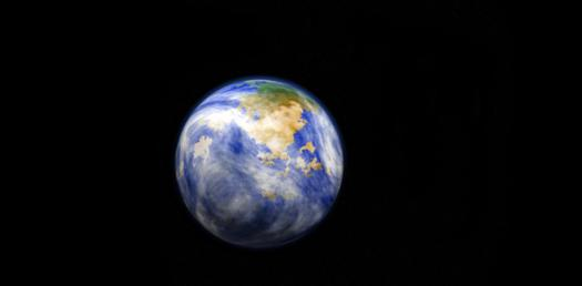 The Earth And The Structure