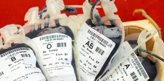 Donors And Accepter Quiz Over Blood Bank