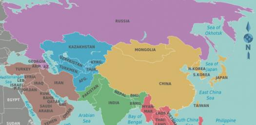 General Knowledge Of Asia 1