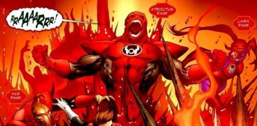 What Lantern Corps Do You Belong To.