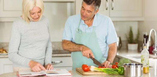 Test: Reading Recipes, Food Preparation