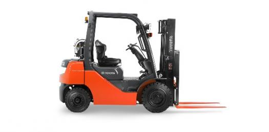 Forklift Safety Unit 6a