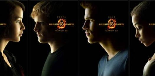 Hunger Games Character: Which One Is You?
