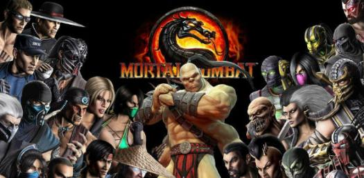 Find Out Which Mortal Kombat Are You