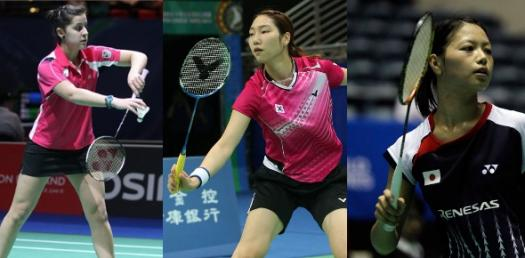 Top 10 Badminton Players Of The World (Women) Quiz