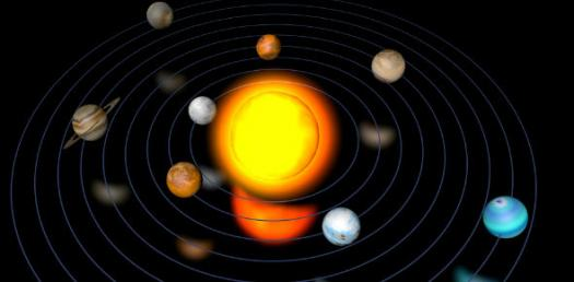 Trivia Questions On The Earth And The Solar System! Quiz