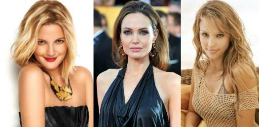 Which Hollywood Celeb Are You?;-)