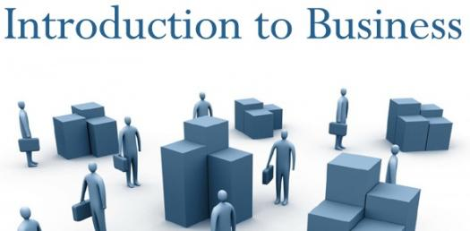 Introduction To Business Mid-term