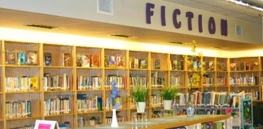 Fiction Shelving