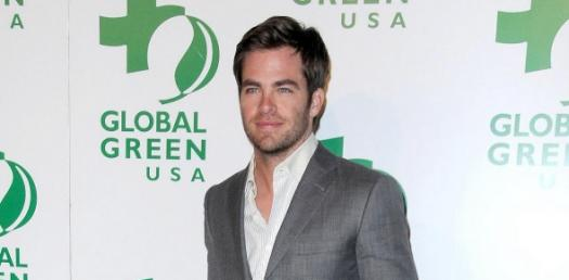 Is Chris Pine Your Idol?
