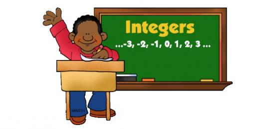 Integers Quiz Questions And Answers