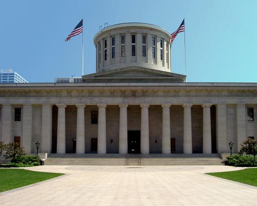 Ohio State Government Quiz Questions