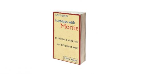 what type of book is tuesdays with morrie
