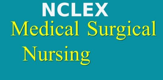 practice test iii medical surgical nursing - Cna Sample Questions