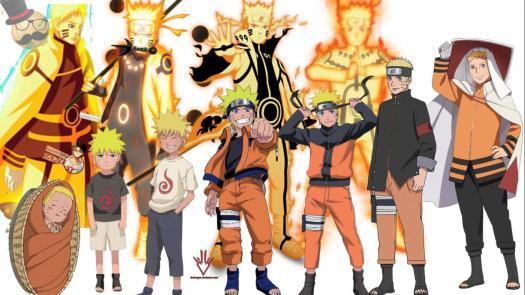 Take This Quiz & Find Out! What Naruto Character Are You?