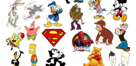 Hottest Cartoon Characters!