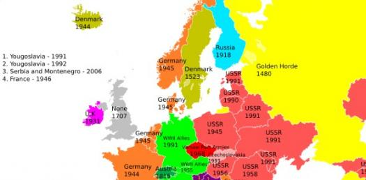 Do You Know About European Countries? Trivia Quiz - ProProfs ...