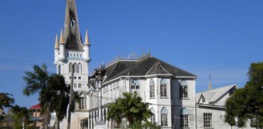 Guyana - Really Easy (Co-operative Republic Of Guyana)